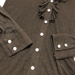 I.N.C Tops - I.N.C rhinestone shirt